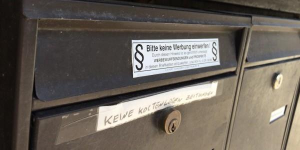 Mein Briefkasten